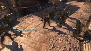 Prince of Persia The Forgotten Sands PC Gameplay 1 Maxed Out Settings HD