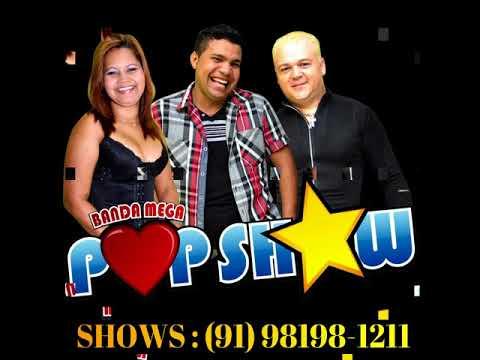 CD - BANDA MEGA POP SHOW  -  SÓ AS MARCANTES