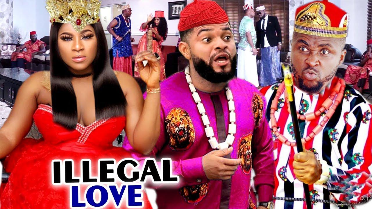 ILLEGAL LOVE SEASON 5&6 NEW MOVIE (DESTINY ETIKO/ONNY MICHAEL) 2020 LATEST NIGERIAN NOLLYWOOD MOVIE