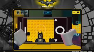 Мультик игра Лего Бэтмен: Фото героев (LEGO Batman Bat Snaps)