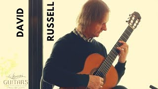 David Russell plays Recuerdos de la Alhambra by Francisco Tárrega