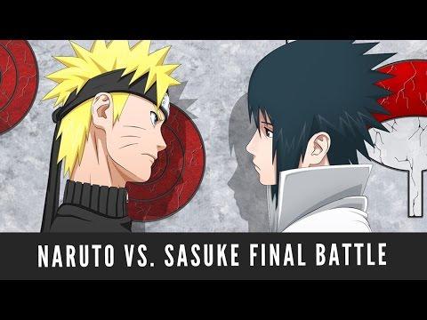Naruto vs Sasuke - The Finale「ASMV」