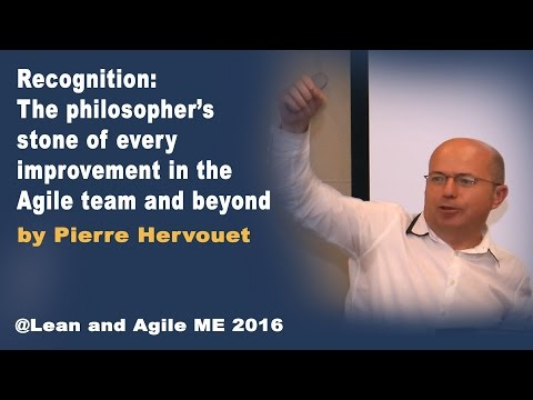 The philosopher's stone of every improvement in the Agile te