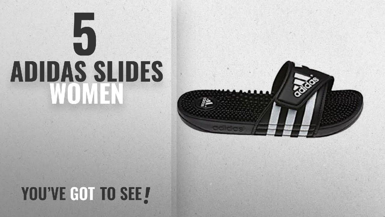 6c307ae6e Top 5 Adidas Slides Women  2018   adidas Women s adissage Slide ...