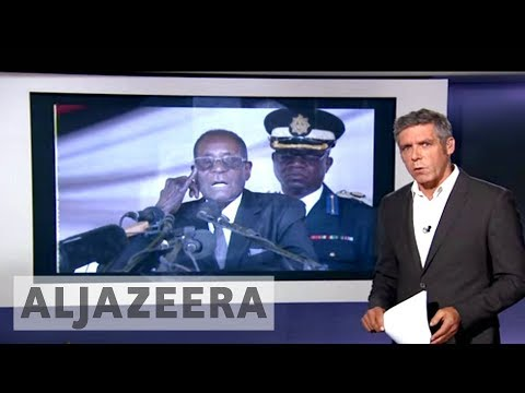 The Listening Post - Zimbabwe: Mugabe's Media Legacy