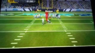 NFL FEVER  2004 game #1