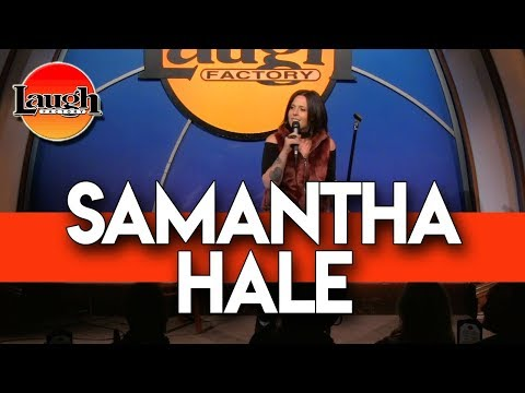 Samantha Hale | Stories From The Road | Laugh Factory Stand Up Comedy
