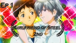 Blast from The Past | Ep. 1 | Neon Genesis Evangelion: Girlfriend of Steel 2nd : Dating Sim