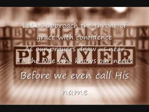Let us pray by Steven Curtis Chapman - YouTube