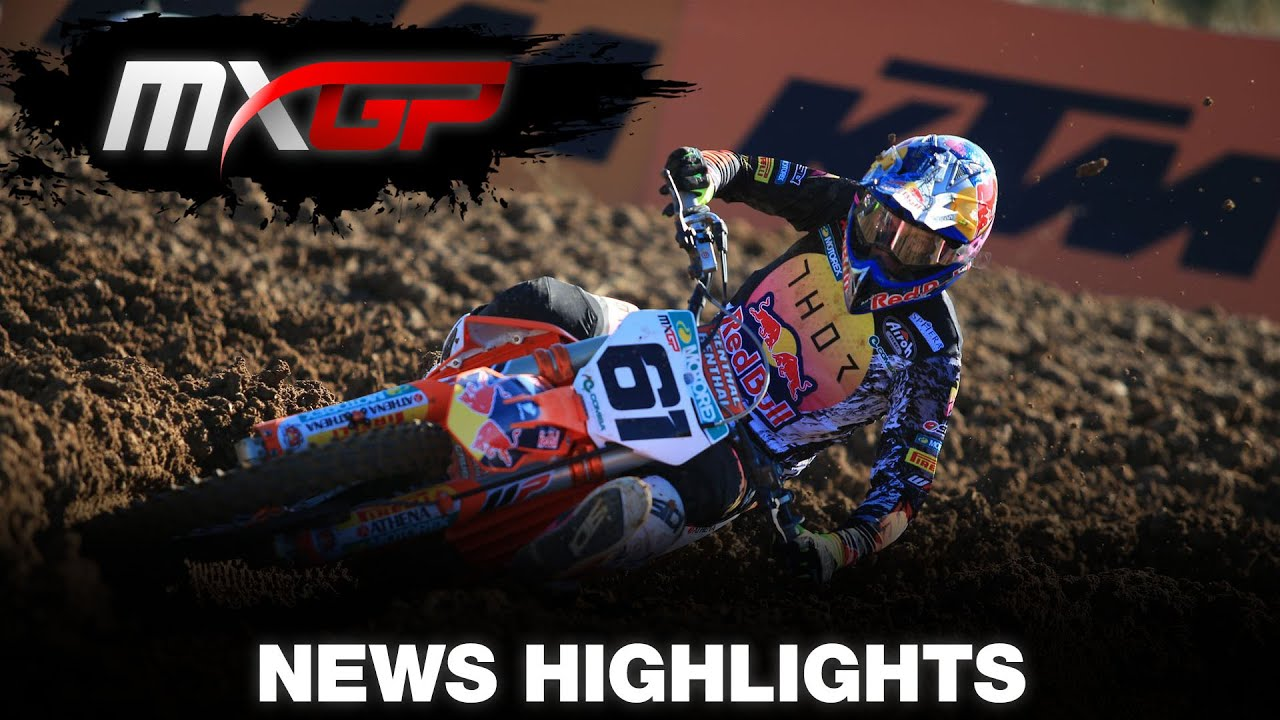 MXGP of Spain Video Highlights!