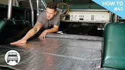 Installing a new carpet kit