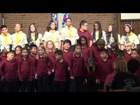 Alpine Christian School visits Lombard SDA Fellowship