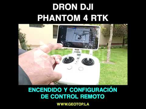 8 Encendido y Configuracion de Control