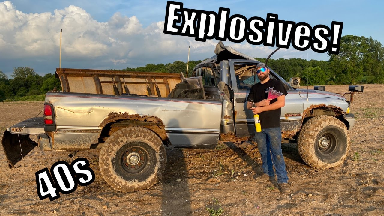 How To Fix the Worst Rust with FIREWORKS....