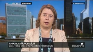 IPI's Alexandra Novosseloff Discusses Whether UN Security Council is Still Fit For Purpose