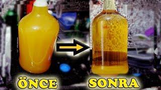 Bira ve Şarap Berraklaştırma Gelasol (Jelatin) ve Klarisil (Kieselsol) Kullanımı