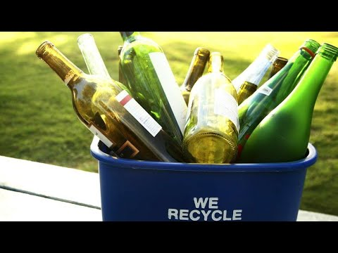3 Easy Waste Wine Bottle Craft Ideas