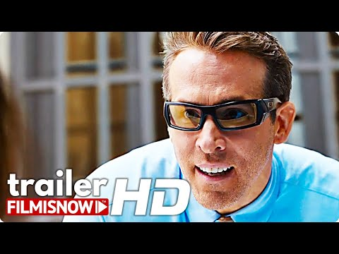 FREE GUY Trailer (2020) Ryan Reynolds, Taika Waititi Comedy Movie