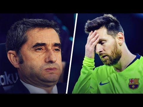 How Ernesto Valverde is destroying FC Barcelona | Oh My Goal