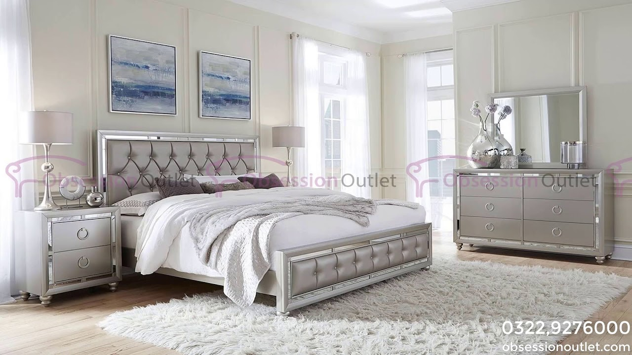 Luxury Dico Beds Bridal Furniture From Pakistan Youtube