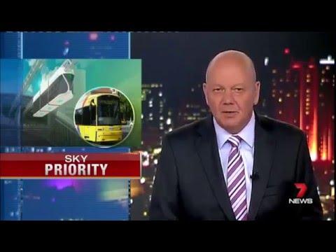 SkyWay Technologies on TV Channel '7News' Australia