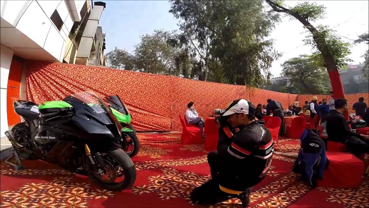 Redline Racing Store Delhi - Launch Party!