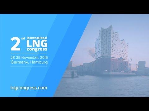 BGS Group - 2nd International LNG Congress @ Hamburg, Germany, 28.11.16