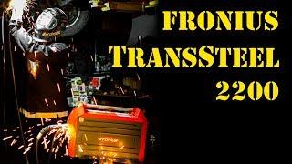 TFS: Fronius Transsteel 2200