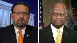 Sebastian Gorka and Herman Cain on the 'fake news epidemic'