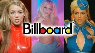 Britney Spears - Billboard Chart History
