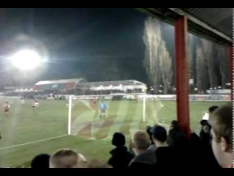 Download Stourbridge fc v Plymouth Fa Cup 1st round replay