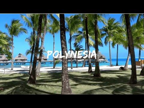 Evandro Boscacci in Polynesia