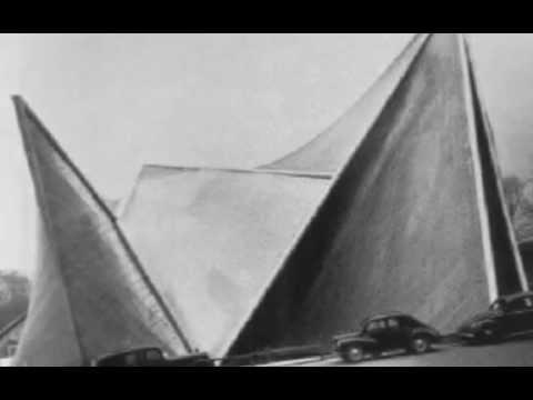Pavillon Philips de l'Exposition universelle de Bruxelles 1958