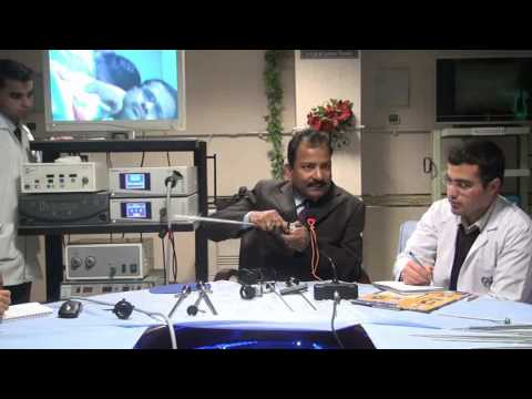 Master Class on Laparoscopic Telescope Camera, Light Source and Light Cables by Dr R K Mishra
