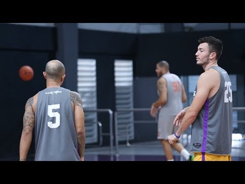 CLS Knights Indonesia x GSBC CLS Knights Jakarta Practice Highlights