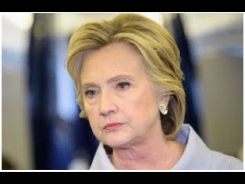 """HILLARY CLINTON GREETED BY BOOS  SHOUTS OF """"FACIST"""" ON WAY TO RECEIVE HONORARY DOCTORATE!"""