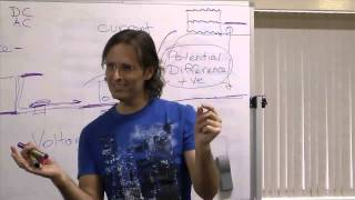Learning electricity   electrical circuits   Learning electrical wiring  part#1