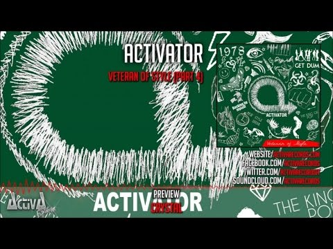 Activator - Crystal (Album Edit) - Official Preview (Activa Shine)