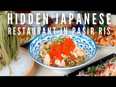 Gaku Sushi Bar - Hidden Japanese Restaurant At Pasir Ris
