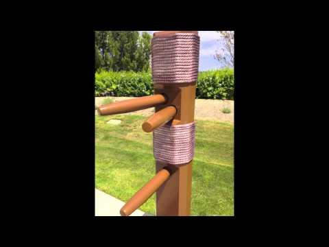 Wing Chun Wooden Dummy (Customwingchundummies)