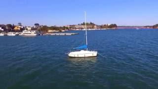 Dji Phantom 3 Standard Sample footage At Matsushima, Japan