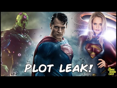 Man of Steel 2 ENTIRE Plot Leak & Breakdown