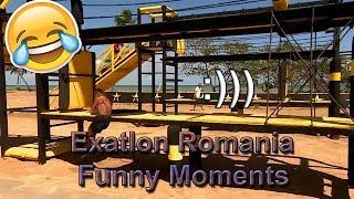 Momente Amuzante La Exatlon Romania L Exatlon Romania Funny Moments