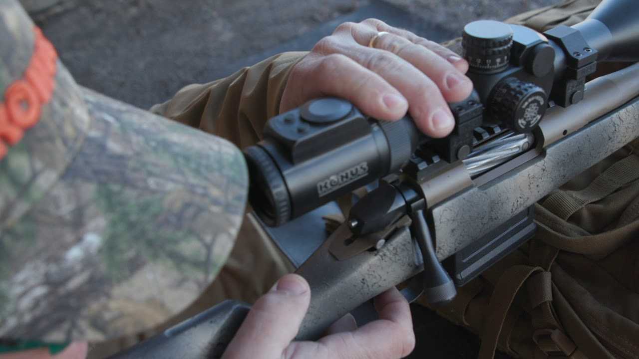 KONUS PRO EL-30 4-16X44 - Wighill Park Guns