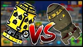 Pixel Gun 3D vs Real Life 4