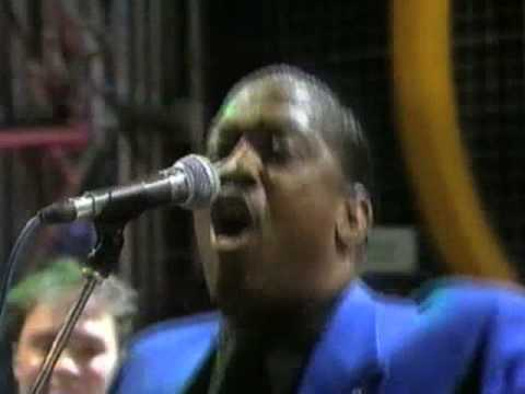Edwin Starr - War - Live TV Performance