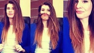 Омбре без окрашивания/ DIY: Ombre Hair(Instagram sale_la_vie Tagbrand sale_la_vie Follow me on twitter https://twitter.com/sale_la_vie Blog http://gone-with-a-gun.livejournal.com/ В этом видео я ..., 2014-02-11T17:00:23.000Z)