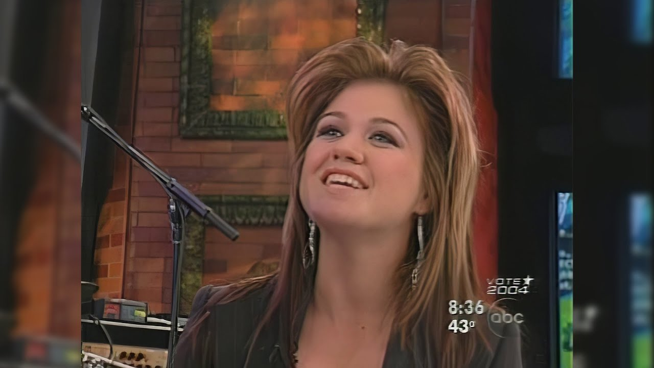 Kelly Clarkson – Interview (Good Morning America 2003) [HD]