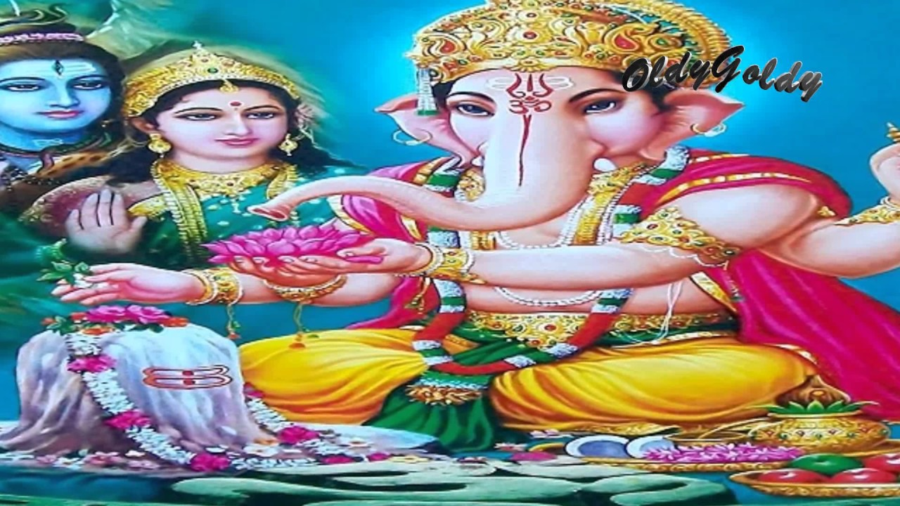 shri ganesh stuti sanskrit hd youtube