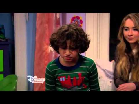 Girl Meets World - 2x06 - GM Tell-Tale-Tot: Auggie & Topanga (Auggie: I was protecting her)